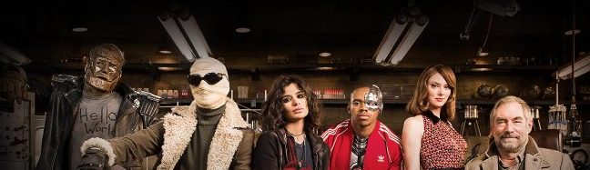 DC Universe announces release date for Doom Patrol Season 2