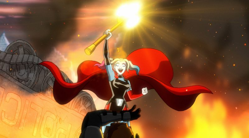 "Harley Quinn 02×08 ""Inner (Para) Demons"" (Review)"