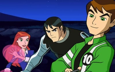 Could a potential 'BEN 10: ALIEN FORCE' reboot be coming to Cartoon Network?