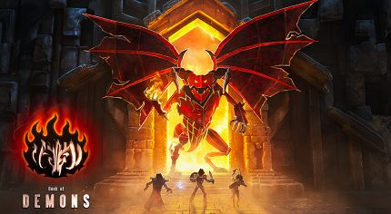 Book of Demons is on Switch, and it rocks