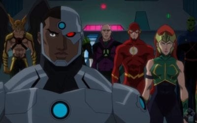 Justice League Dark Apokolips War Review (Video)