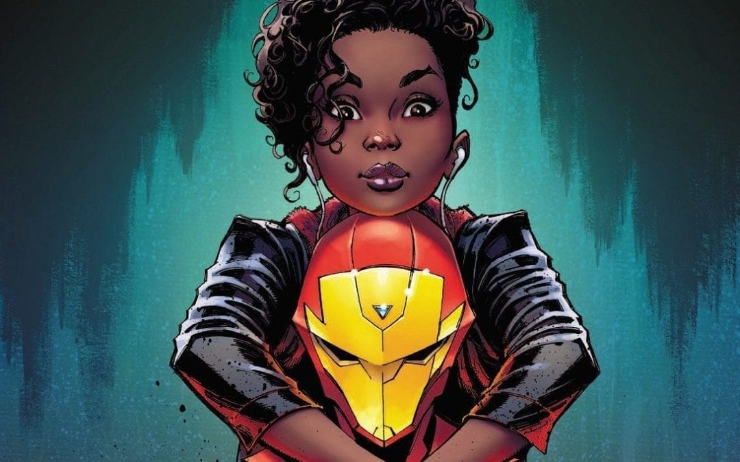 'Ironheart' Joins Marvel Studios' Disney+ Live Action Line-Up
