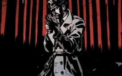 Marvel-DC Crossover: John Constantine and …