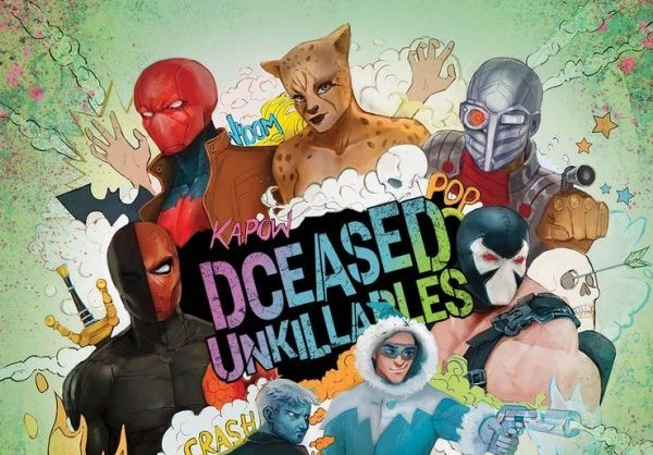 DCeased: Unkillables #3 (REVIEW)