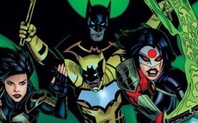 Batman and The Outsiders #12 (REVIEW)