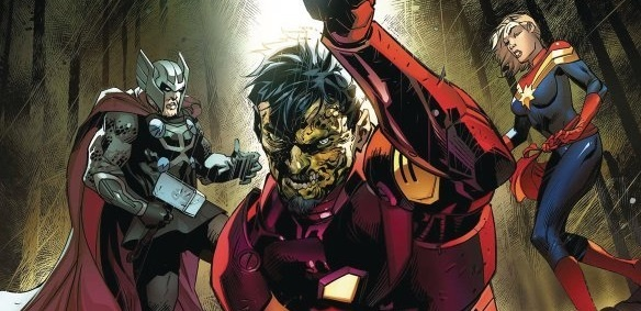 THE AVENGERS #33 (REVIEW)