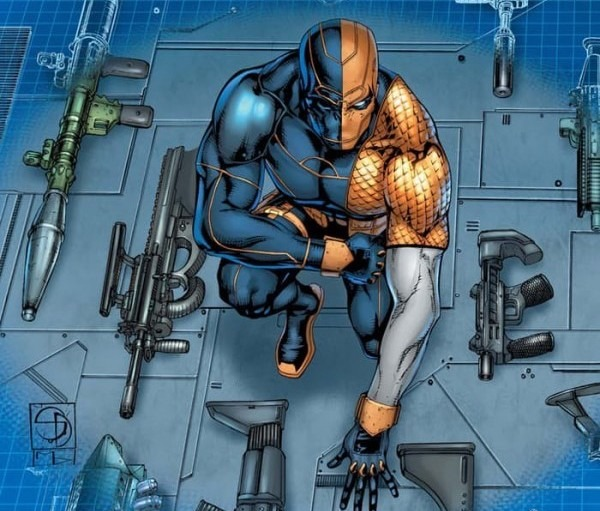 Marvel – DC Crossover: Deathstroke hunts …