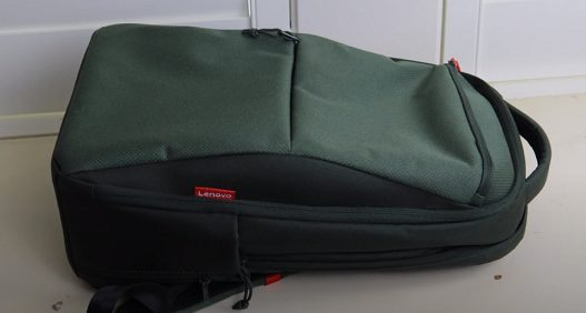 Lenovo Eco Backpack – Made From Recycled Materials!