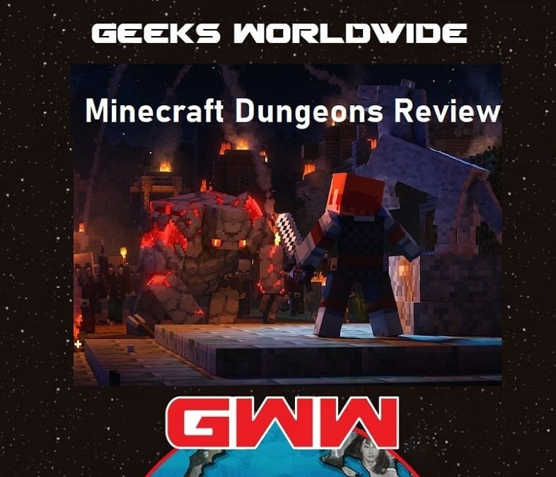 Minecraft Dungeons – More of this!