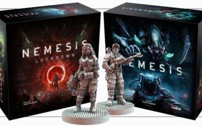 Nemesis Lockdown – A New Boardgame From Awaken Realms