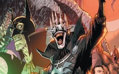New Issues Expand 'Dark Nights: Death Metal' in August!