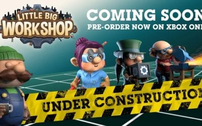 Little Big Workshop coming soon