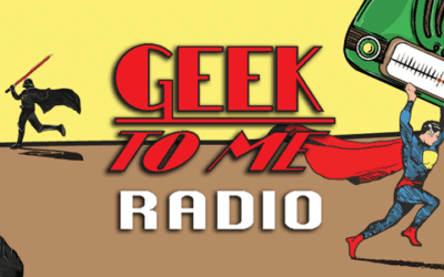 "Geek To Me Radio #179: ""The Mandalorian"" with Actress Emily Swallow-Kate A. McGrath on Acting/Writing/Producing"