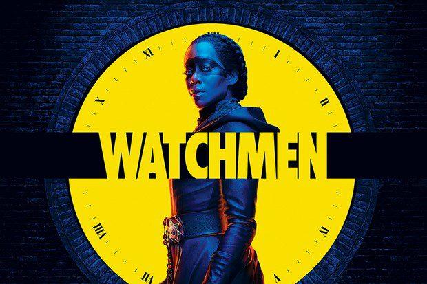 WATCHMEN (REVIEW)