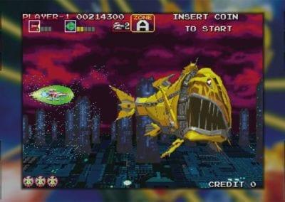 GWW reviews Darius Cozmic Collection Arcade