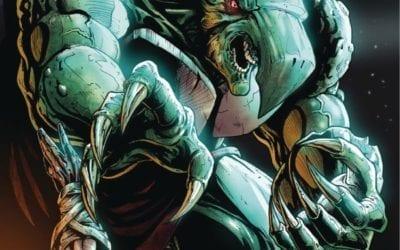 Loggerhead Bloody Bayou #1 (REVIEW)