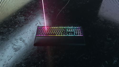 Get the hybrid advantage with the new Razer Ornata V2