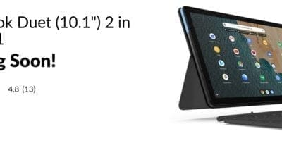 (Updated: Stock update!) Where is the Lenovo Duet?