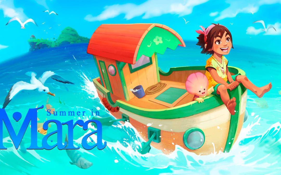 Summer In Mara (REVIEW)