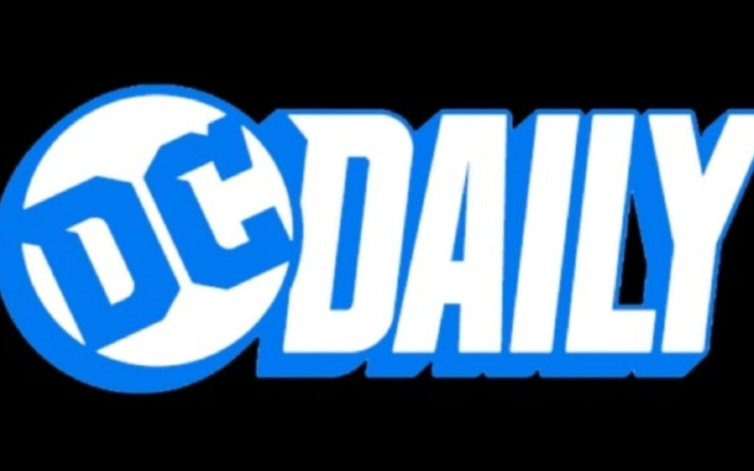 DC Daily Canceled on DCU streaming service