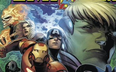 Marvel Unveils Preview of Empyre