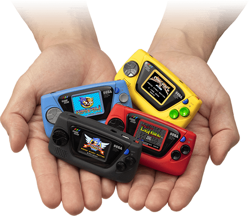 Game Gear Micro – Why, Sega?