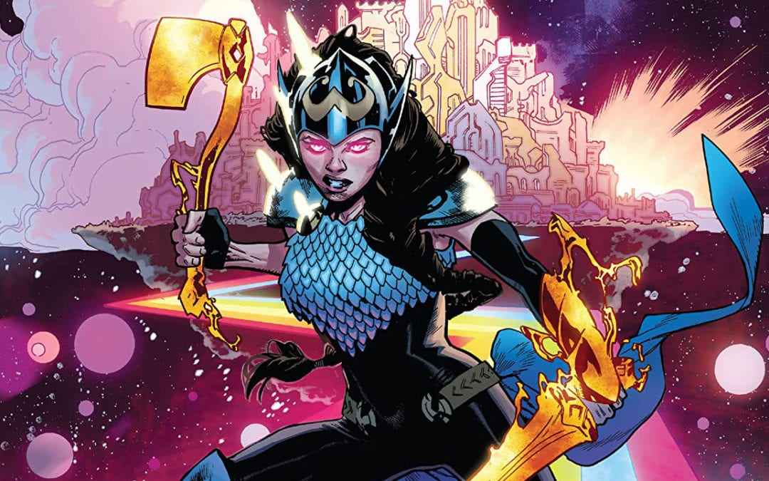 Valkyrie #10 (Review)