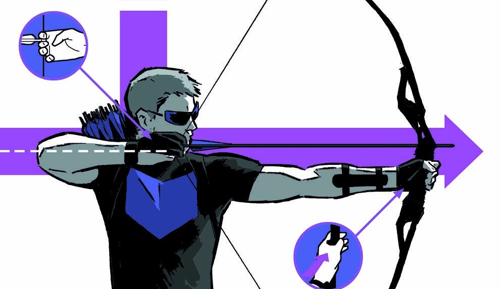 Hawkeye Series Gets a Working Title