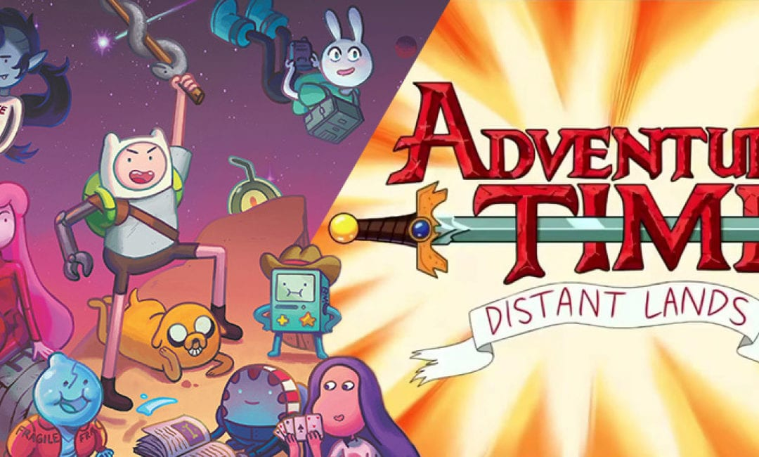 Adventure Time: Distant Lands S1X01 'BMO' (REVIEW)