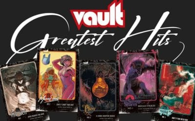 Vault Comics and Heavy Metal Become Partners