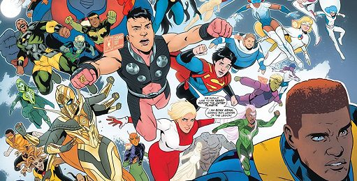Legion of Super Heroes #7 (Review)