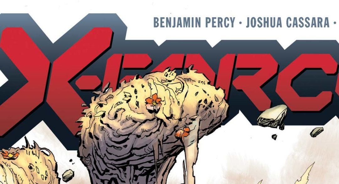 X-FORCE #10 (REVIEW)