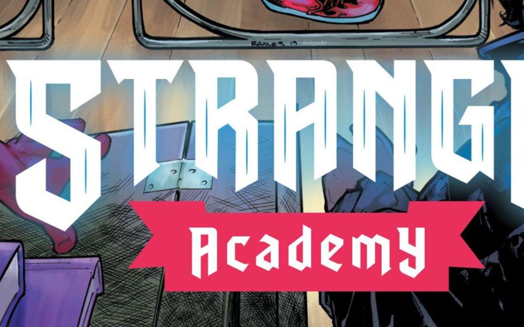 STRANGE ACADEMY #2 (REVIEW)
