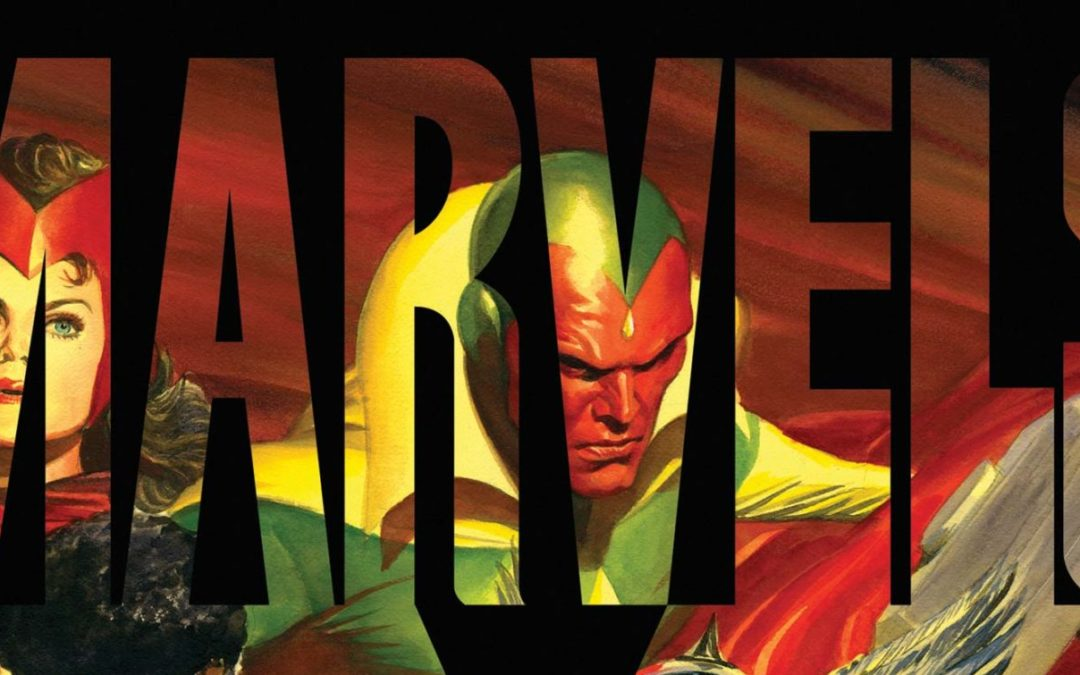 Marvels X #4 (Review)