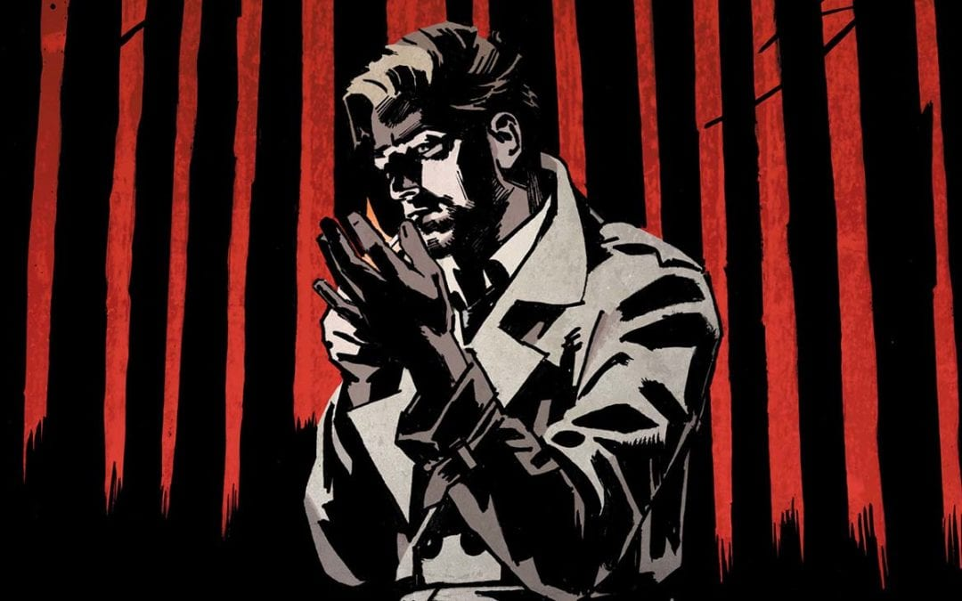 John Constantine Movie in Development at WB
