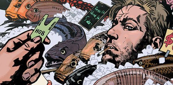John Constantine: Hellblazer #8 (REVIEW)