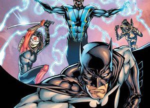 Batman and The Outsiders #14 (REVIEW)