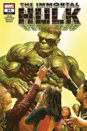 Immortal Hulk #35 (Review)