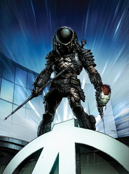 Marvel Comics Acquires Rights to Alien and Predator