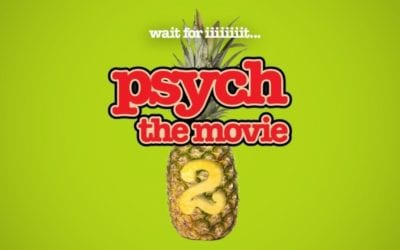 Psych The Movie 2: Lassie Come Home (Review)