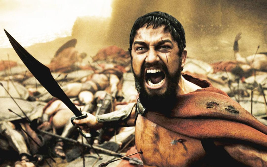 Zack Snyder's '300' Is Releasing On Ultra HD Blu-Ray Combo Pack and Digital On October 6
