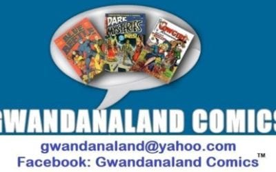 Gwandanaland Comics: Bringing Old Comics to Life!