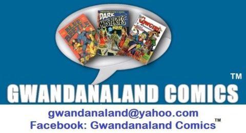 Gwandanaland Comics: Bringing Old Comics to Life!