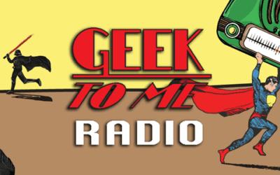 Geek To Me Radio #188: DC Fandome Day 1 Breakdown with Louis Spahn & Singer Alina Smith