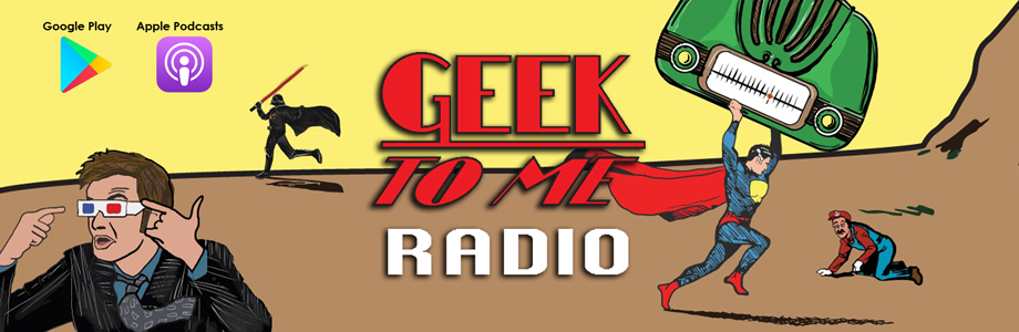 Geek To Me Radio #188: DC Fandome Day 1 Breakdown with Louis Spahn & Singer Alina Smith