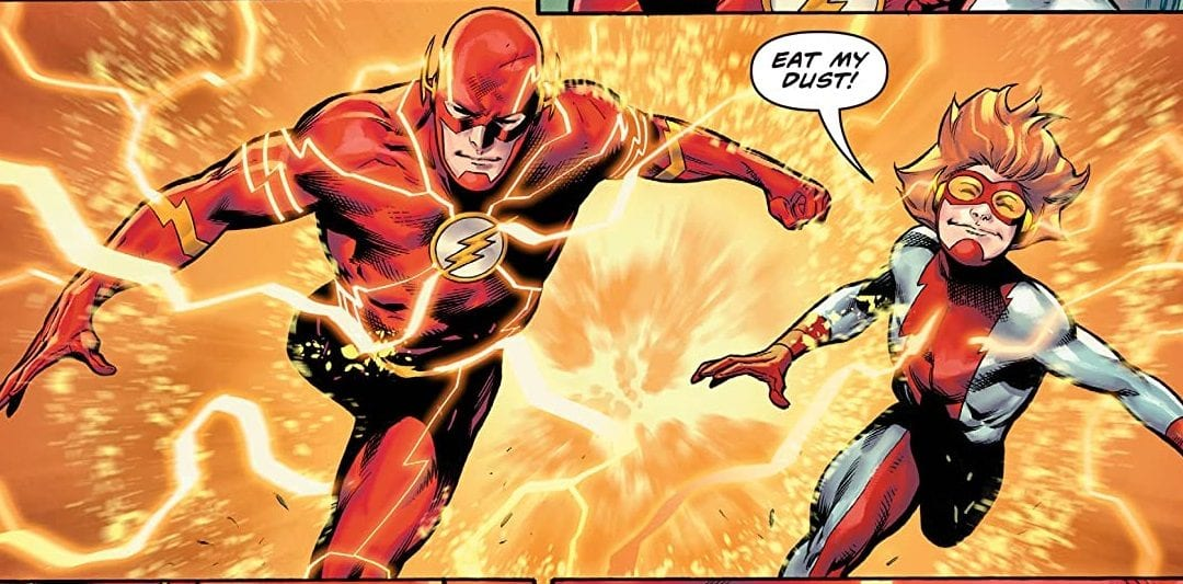 The Flash #759 (Review)