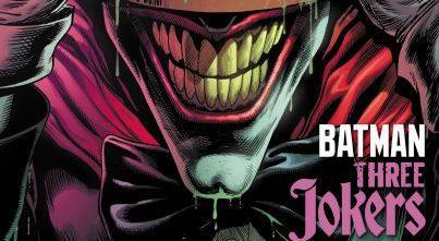 Three Jokers #1 (Review)