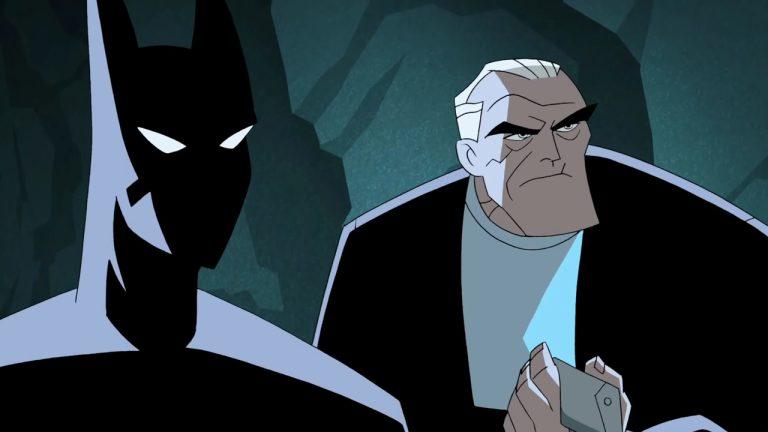 "New ""Batman Beyond"" Short Film To Debut at DC FanDome"