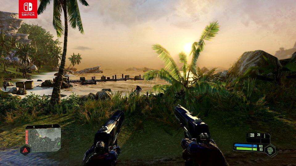 gww crysis remastered switch