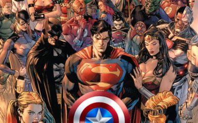 Marvel/Disney Buys DC Comics: A Fan's Wish